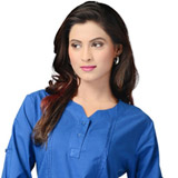 Chic Chastity Cotton Kurti