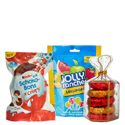 Delicious Hamper pack of Chocolates for Little Ones