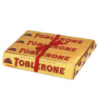 Gift Toblerone Swiss Chocolates