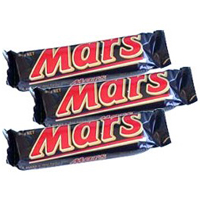 Order special Mars Chocolate Bars