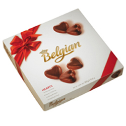 Tempting Belgian Chocolates