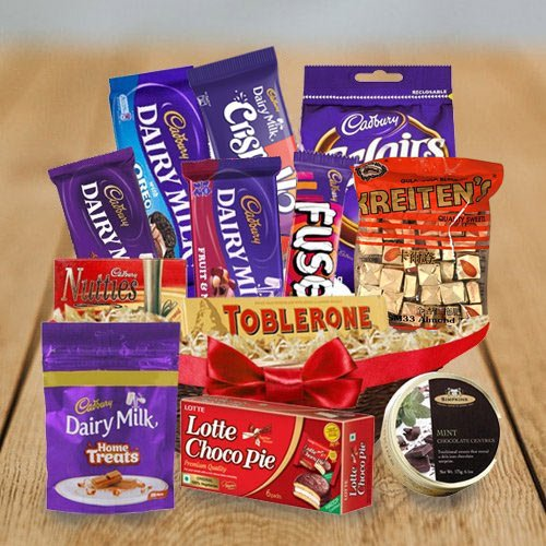 Precious Chocolates Assortment Hamper