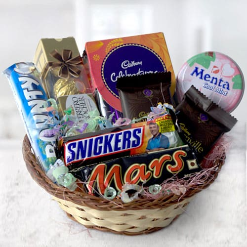 Ecstatic Chocolates Basket