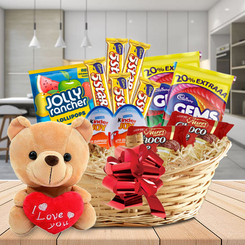 Delightful Chocolate Hamper for Kids