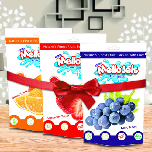 Mouth-Watering Jelly Chocolates from Mello Gels