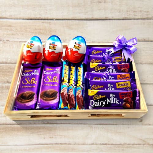 Delightful Chocolates Hamper