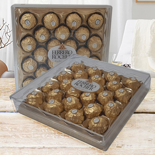 Delectable Ferrero Rocher Chocolate Pack