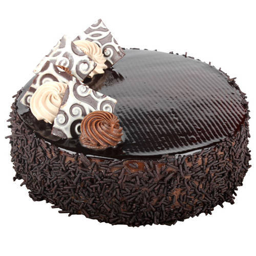 Luscious Chocolate Cake