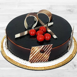 Buy Online Chocolate Truffle Cake