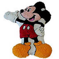 Send Mickey Mouse Cake Online