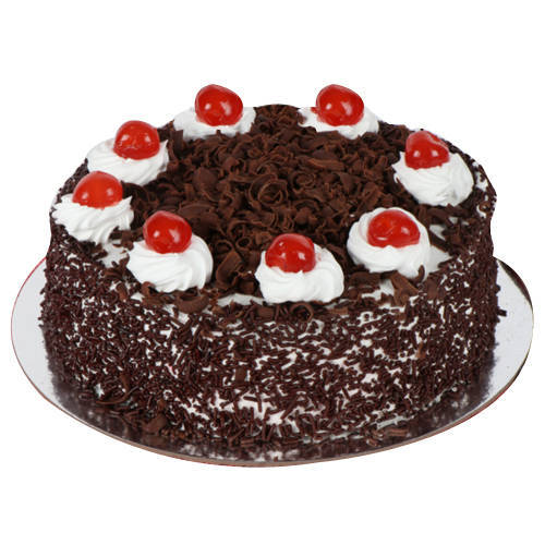Mouthwatering Fascination 2.2 Lb Black Forest Cake