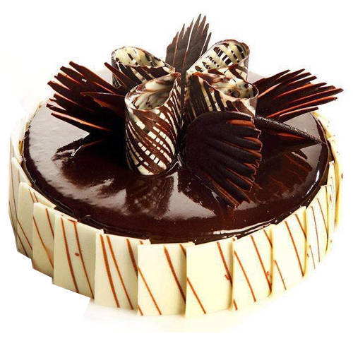 Marvelous Slice Truffle Cake