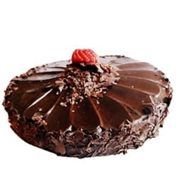 Drop-of-Love 1/2 Kg Eggless Chocolate Cake