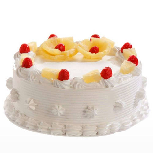 Enticing Pineapple Cake