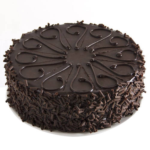 Enjoyable Eggless Chocolate Cake for B Day
