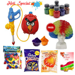 Super Fun Holi Hamper with Spirit of Festivities
