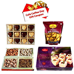 Splendid Assortment of Dry Fruits and Chocolates