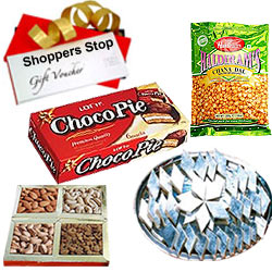 Sweet Sensation Food Hamper