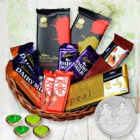 Delightful Assorted Chocolate Hamper