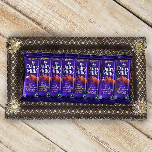 Cadbury Dairy Milk Chocolate Bars Hamper