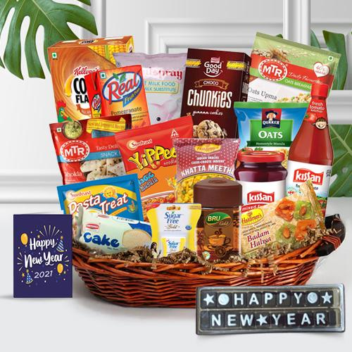 Glittering Moments of Happiness New Year Gift Hamper