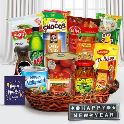 Its Only Love New Year Gift Hamper