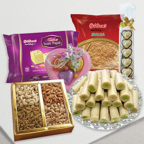 Sumptuous Chocos   Assortments Gift Hamper