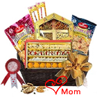 Marvelous Mother's Day Goodies Selection Basket