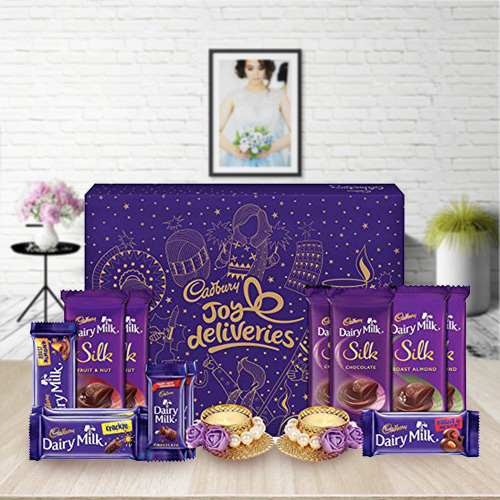 Mouth-Watering Cadbury Chocolates Hamper