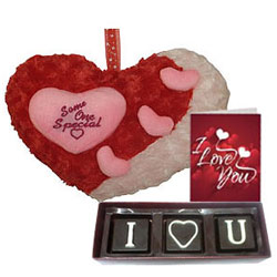 Perfect Love N Romance Gift Combo