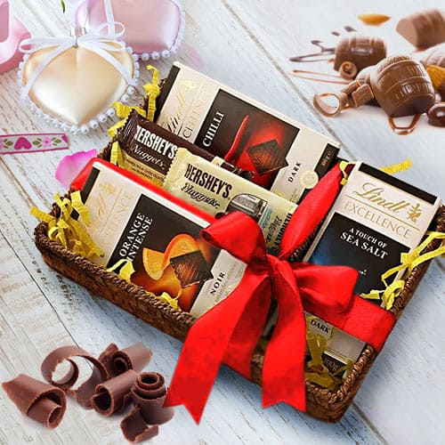 Sweet Affection Chocolate Gift Hamper