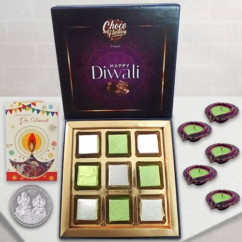 Zesty Handmade Chocolate Assortments with Diwali Gifts
