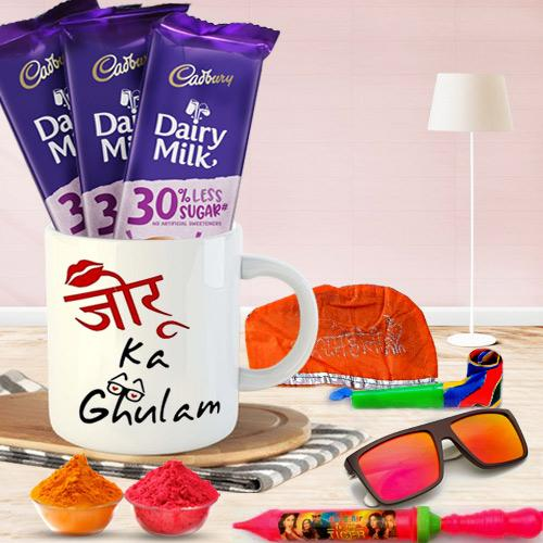 Fun Filled Holi Hamper n