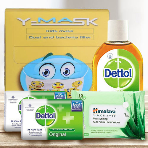 Hygiene Hamper For Kids