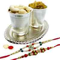 Charming Taj 5 Star Hotel Vouchers Worth Rs 1500 with 1 Free Rakhi for Sweet Surprise