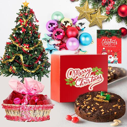 Dazzling Christmas Collection with Happiness