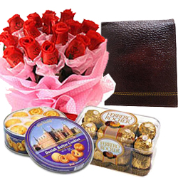 Energetic New Year Gift Kit with Best Wishes