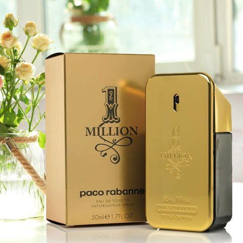 Classic fragrance of Paco Rabannes 1 million 100ml EDT only for men