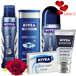 Stay Fresh with Bathing Special Pack from Nivea for Men
