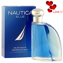 Smelling Pleasure with Nautica Blue EDT for Men