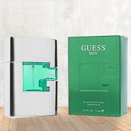 Enticing Guess EDT for Handsome Men