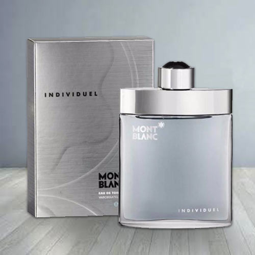 Mont Blanc Individuel EDT for Men
