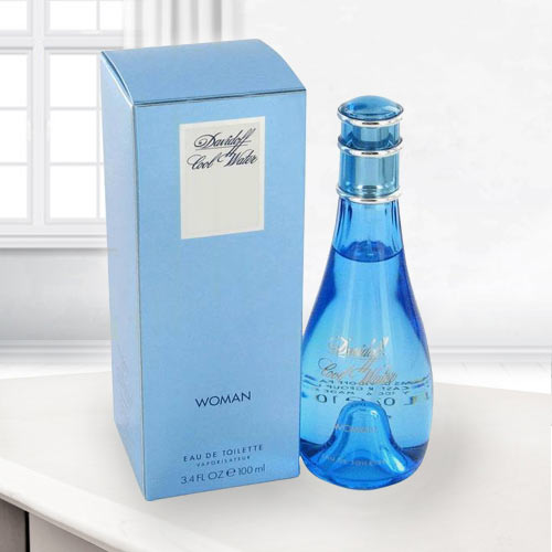 Summer Time Special Cool Water Davidoff  EDT for Women