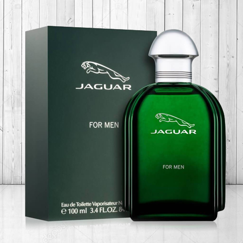 Seductive Jaguar Green 100 ml. Perfume for Men