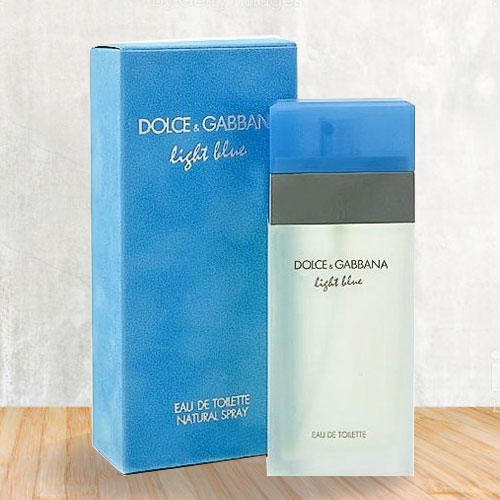 Magnificent Dolce and Gabbana Perfume for Ladies 100 ml.