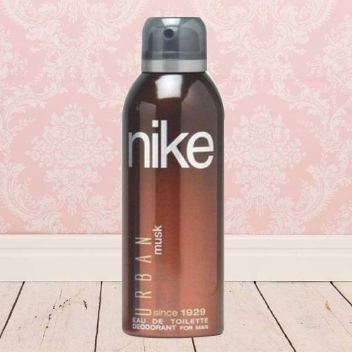 Smell Nice Nike Urban Musk Mens Deo Spray 200 ml.