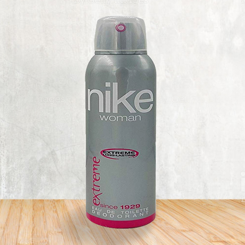 Feel Fresh with Nike Women Extreme Women Deo Spray