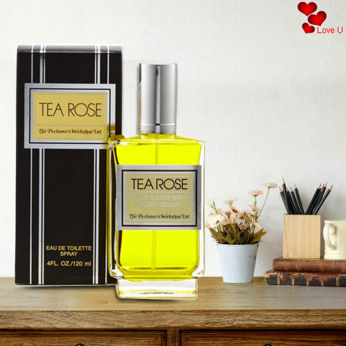 Fragrance Special Tea Rose Perfume By The Perfumers Workshop for Women