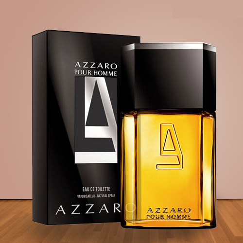 Charming Smell with Azzaro Black edt 100 ml For Men