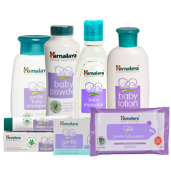 Dashing Baby Care Gift Pack Himalaya